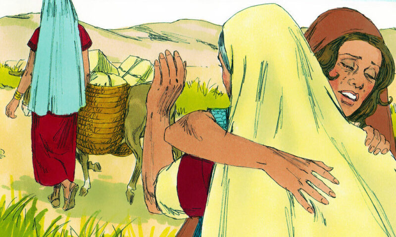Musings From The Book Of Ruth